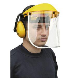 Duab Skyddsvisir Med Hörselskydd