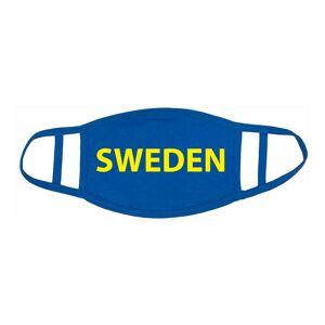 Netshirt.se Munskydd Sweden - One size