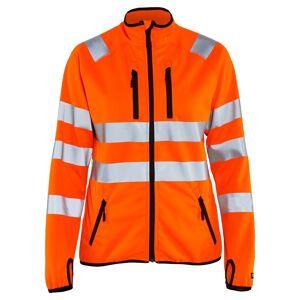 Blåkläder Varseljacka Softshell Blåkläder   DamSOrange Orange