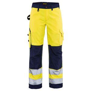 Blåkläder Varselbyxa utan Hängfickor Blåkläder   DamC42Gul/Marinblå Gul/Marinblå