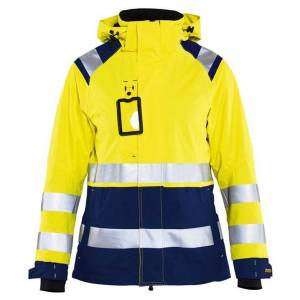 Blåkläder Skaljacka Varsel Blåkläder   DamSGul/Marinblå Gul/Marinblå