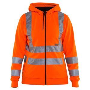 Blåkläder Varseltröja med Huva Blåkläder   DamLOrange Orange
