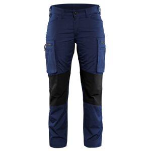 Blåkläder Servicebyxa Stretch Blåkläder   DamC46Marinblå/Svart Marinblå/Svart