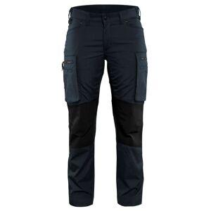 Blåkläder Servicebyxa Stretch Blåkläder   DamC42Mörkmarinblå/Svart Mörkmarinblå/Svart