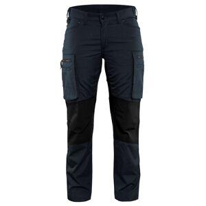 Blåkläder Servicebyxa Stretch Blåkläder   DamC44Mörkmarinblå/Svart Mörkmarinblå/Svart