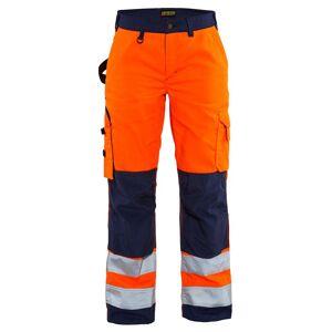 Blåkläder Varselbyxa utan Hängfickor Blåkläder   DamC42Orange/Marinblå Orange/Marinblå