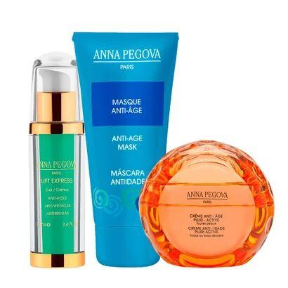Solução Antirrugas Express - Kit Anna Pegova - Unissex-Incolor