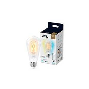 WiZ WiFi Edison LED filament pære E27 - 6,7W (60W) Klar