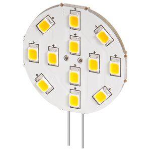 Goobay G4 LED pære 2W svarende til 22W, Kold hvid
