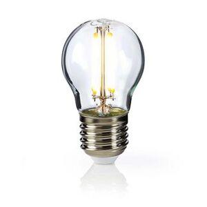 Nedis, LED-retroglødepære E27, G45, 4.8 W, 470 lm