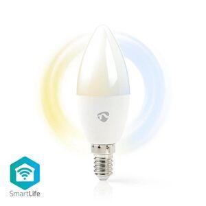 24hshop Älykäs Wi-Fi-Ohjattava LED-Polttimo E14 Lämmin valkoinen - Kylmä valkoinen