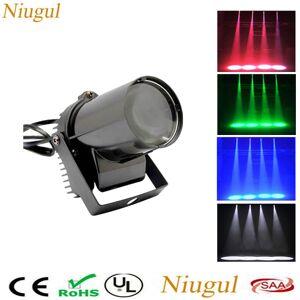 Beam Mini LED Spotlights Beam Effect Stage Lighting 3W LED Spot Light Disco Glass Ball Reflection Lamp Home Party Show DJ Spot Light
