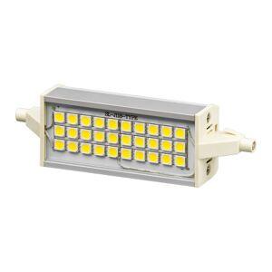 R7s 8W Varmhvit LED-pære 675lm (2900K) Innsats til f.eks bygglampe