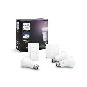 Philips Hue White & Colour Ambiance 9,5W E27 Startpakke