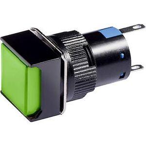 Barthelme LED-indikator lys grønn 24 V DC/AC 31 0213