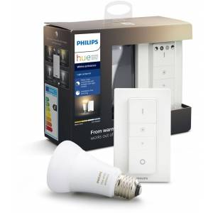 Philips Hue White Ambiance Dimmersats E27