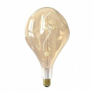 Calex Xxl Organic Evo Gold Led 6w E27 Dæmpbar