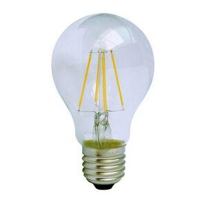 Dimbar E27 7W Frostad varmVit LED-lampa 500 lumen 3000K - ersätter 40W