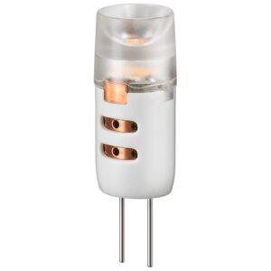 G4 0,3W VarmVit LED-lampa 10lm (2700K)