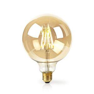 24hshop Nedis Älykäs Wi-Fi LED-hehkulamppu E27, 125mm
