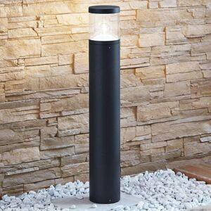 Lampenwelt.com Gatelampe Gunnar i aluminium