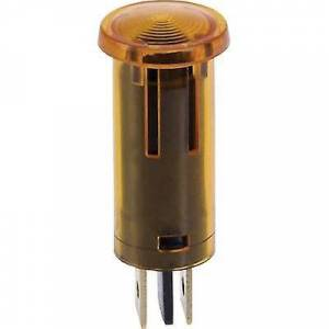 HP Autozubehoer HP Autozubehör 852814 standard indikatorlampe med pære 0,70 W gul 1 PC (er)