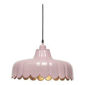 PR Home Wells Taklampa 45 cm Rosa/Guld
