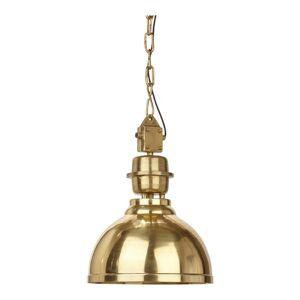 PR Home Manchester Taklampa 35 cm Guld
