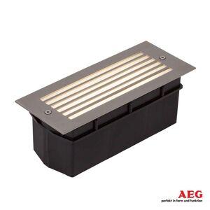 AEG Wall LED – vägginbyggnadslampa för utomhusbruk