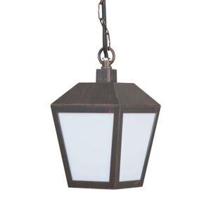 Lampenwelt.com LED-pendellampa Bendix, utomhus
