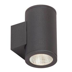 AEG LED-utomhusvägglampa Argo med två ljuskällor