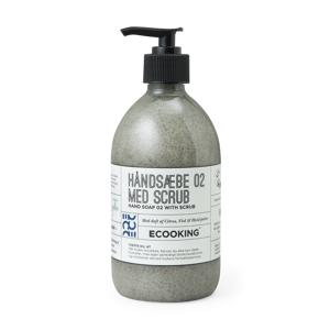 Ecooking Hand Soap 02 With Scrub 500 ml Håndsåpe