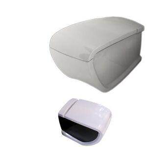 Cassøe Hidra Hi-Line vegghengt toalett, hvit