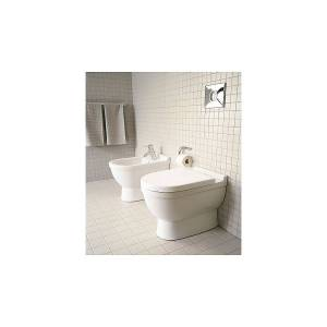 Duravit Starck 3 Gulvstående toalett 360x560 mm. Universalt avl., WonderGliss