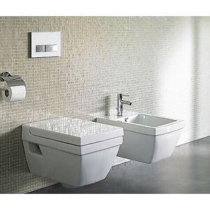 Duravit 2nd Floor Vegghengt toalett 370x540 mm,