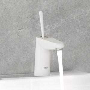 Grohe Eurodisc Joy servantbatteri Med oppløft, Hvit