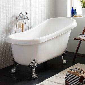 Hafa Mayfair Frittstående badekar 1550x700 mm, Hvit sanitærakryl