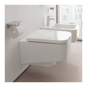 Laufen Pro S Vegghengt Toalett 53x36 Cm, Rimless, Hvit