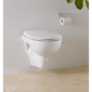 Laufen Pro-n Vegghengt Toalett 50x36 Cm, Hvit