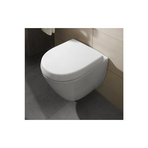 Villeroy & Boch V&b Subway 2.0 Compact Vegghengt Toalett 355x480 Mm, Hvit
