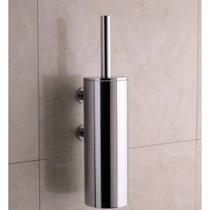 Vola T33 Toalettbørste Vegghengt, Rustfritt Stål