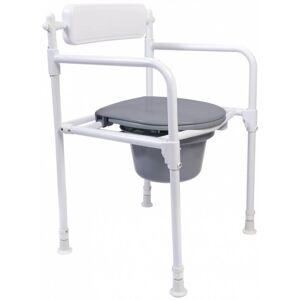 Ihopfällbar toastol/bäckenstol