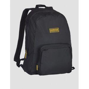 Barbour, Ripstop Backpac, Svart, Vesker/ryggsekker för Unisex, One size One size Svart
