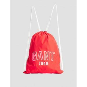 Gant , D1. GYM SACK, Orange, Vesker/ryggsekker för Unisex, One size
