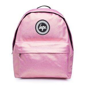 Hype Glitter Backpack Pink