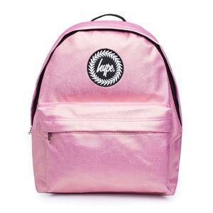 Hype Glitter Backpack Pink