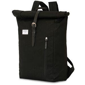 Sandqvist Dante Roll Top Backpack Black