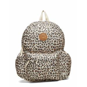 GAP Kids Leopard Senior Backpack Ryggsäck Väska Beige GAP