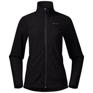 Bergans Finnsnes Fleece Women's Jacket Svart