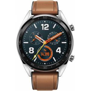 Huawei Watch GT Classic älykello FTN-B19 Brown Leather